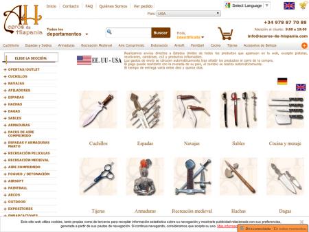 aceros-hispania-web-antigua