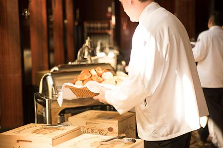 Operaciones básicas de restaurante y bar temario